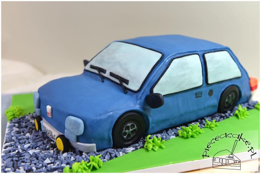 Tort Mały Fiat