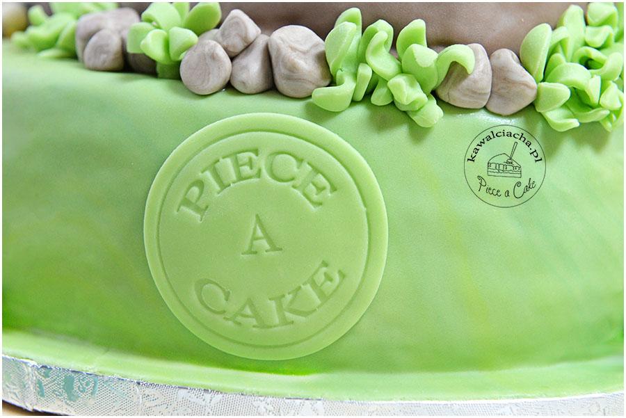 Tort urodzinowy Kubuś puchatek