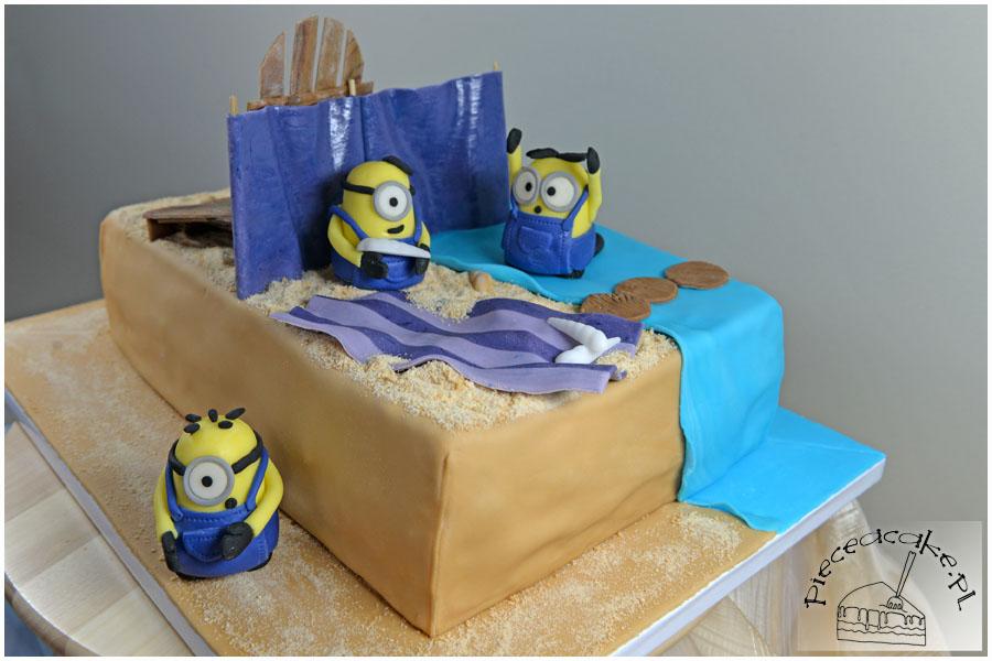 Tort Parawaning - minionki?