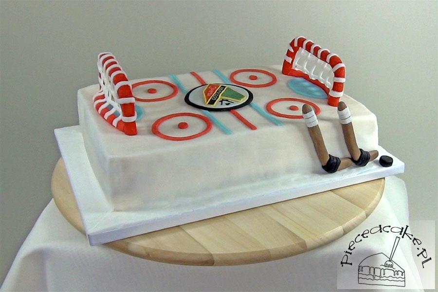 Tort Lodowisko