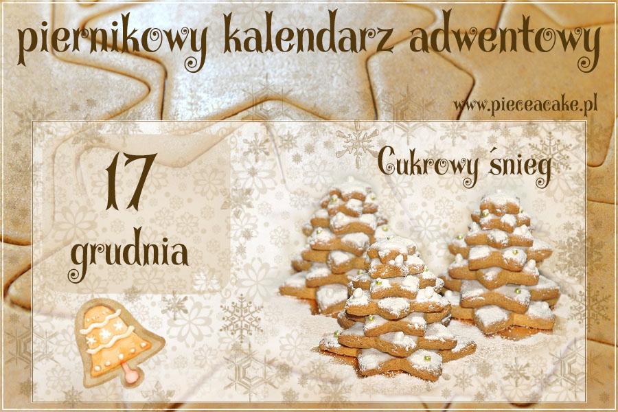 piernikowy kalendarz adwentowy