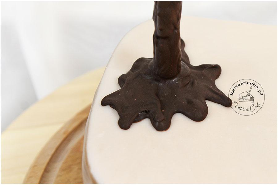 Tort urodzinowy z nutellą