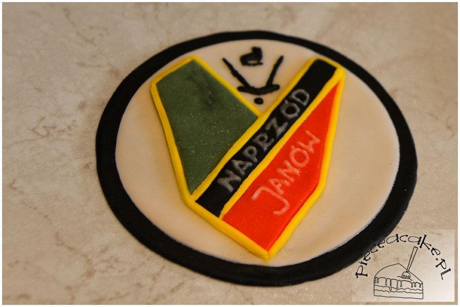 Tort Naprzód Janów - logo