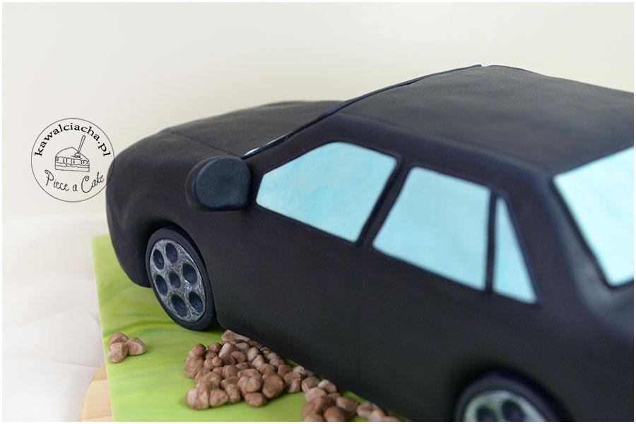 Tort na dzień chłopaka Audi