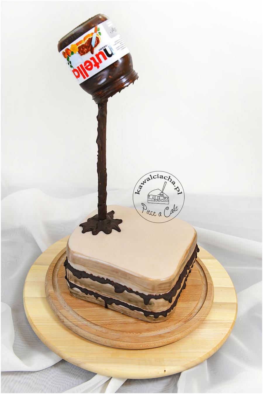 Tort antygrawitacyjny nutella
