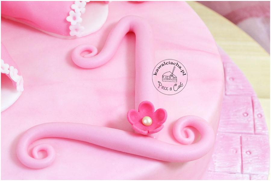 tort na pierwsze urodziny
