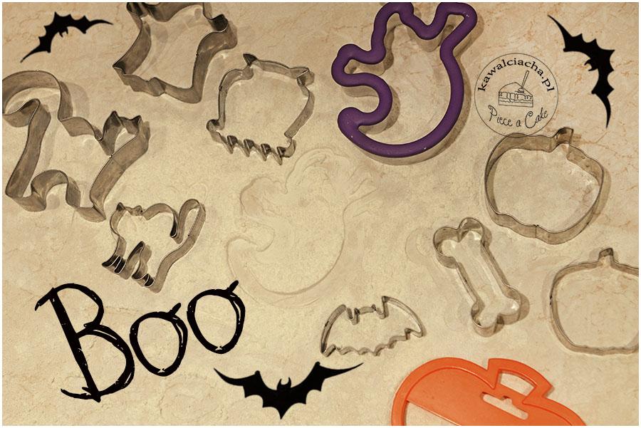 pomysły na halloweenowe pierniczki