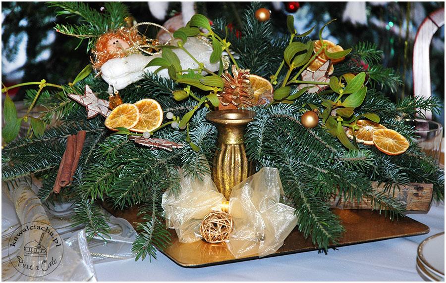 Boże Narodzenie ozdoby - stroik