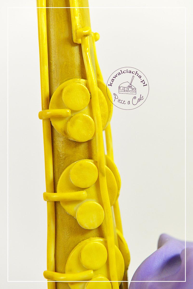 Obrazek: tkanina okrywająca instrument