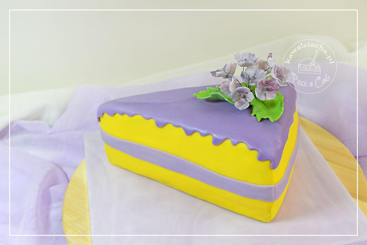 """Pierwsze urodziny """"Piece a Cake"""""""