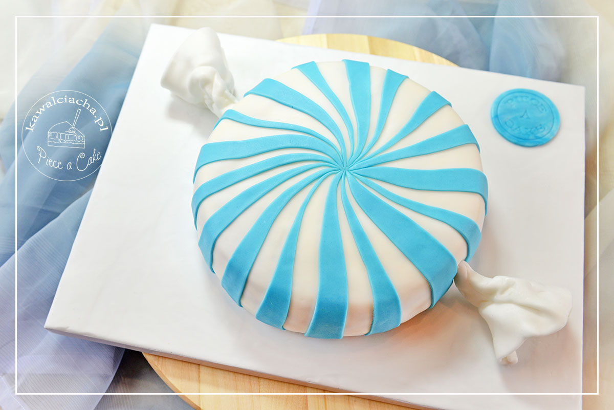 Tort w stylu angielskim Bombon