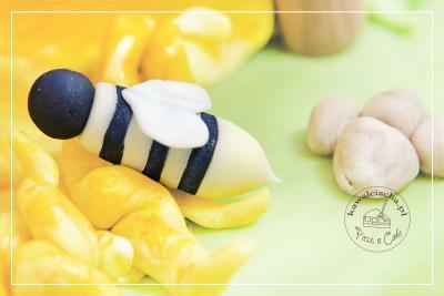 Cukrowe pszczółki
