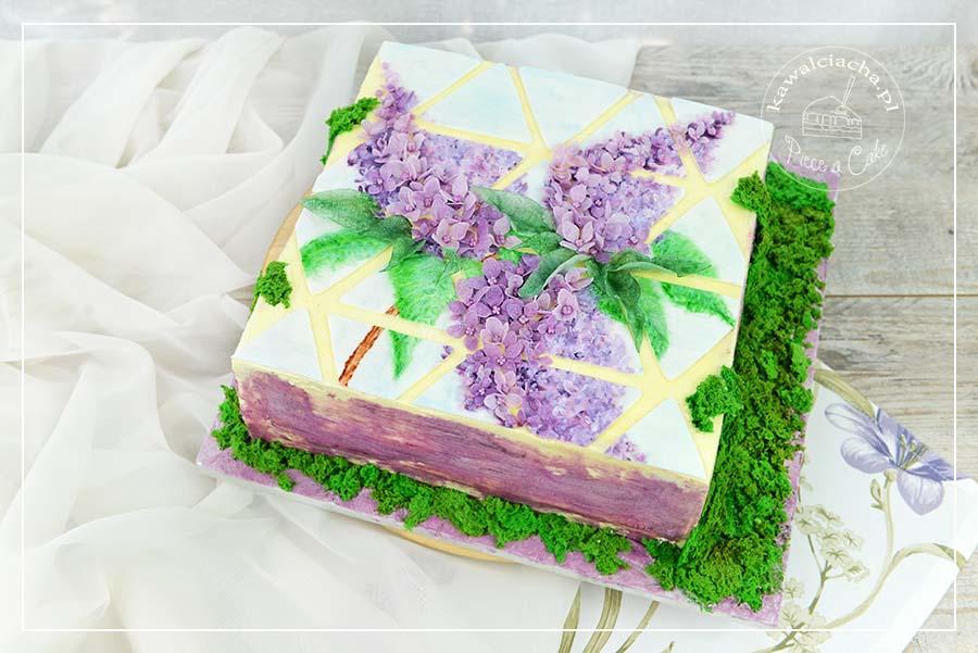 Tort malowany 3D