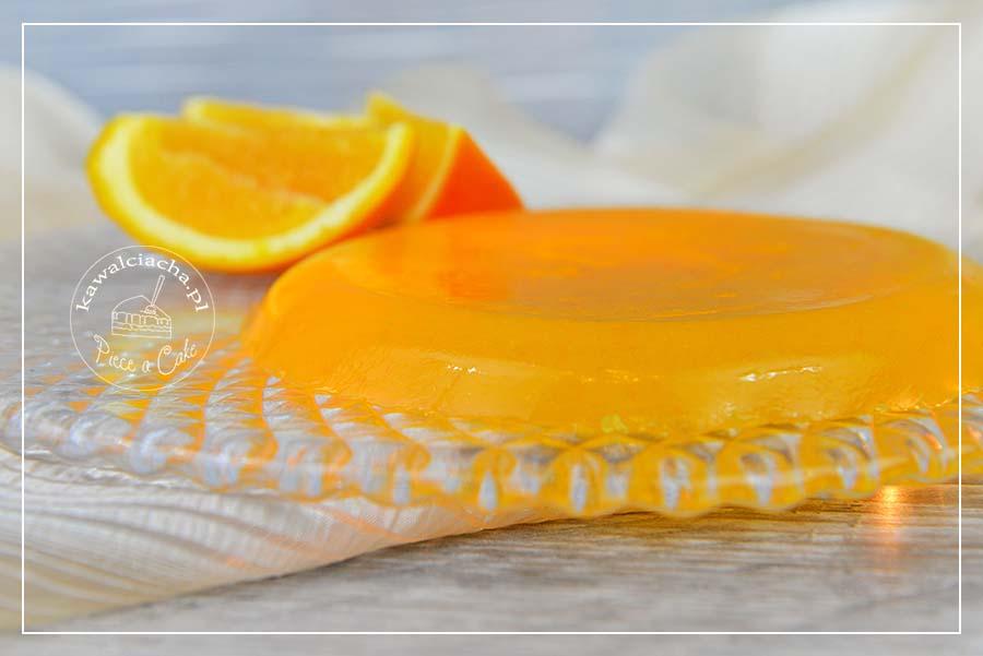 Żelka pomarańczowa