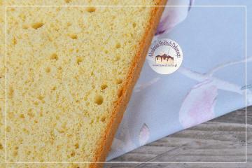 Biszkopt do naked cake