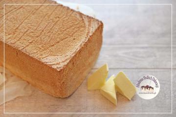Biszkopt jasny z masłem