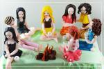 Figurki kobiet